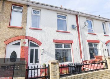 Thumbnail 2 bed terraced house for sale in Carne Street, Cwm