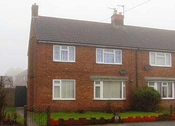 Thumbnail 3 bedroom semi-detached house for sale in Southwell Lane, Kirkby-In-Ashfield, Nottingham
