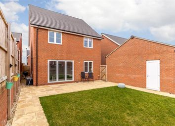 Thumbnail 4 bedroom detached house to rent in Clover Avenue, Malton