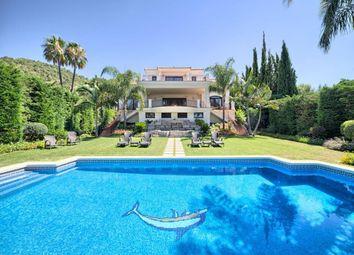 Thumbnail 7 bed villa for sale in Cascada De Camojan, Marbella Golden Mile, Marbella