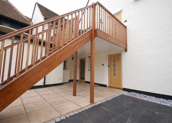 Thumbnail 2 bed flat to rent in Market House, Knight Street, Sawbridgeworth, Herts