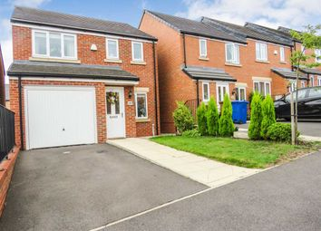 Thumbnail 3 bed detached house for sale in Hartley Green Gardens, Billinge, Wigan