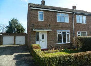 Thumbnail 2 bed semi-detached house to rent in Leven Close, Eaglescliffe, Stockton-On-Tees