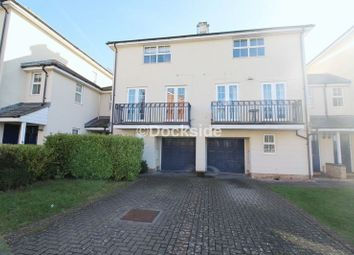 Thumbnail 3 bedroom property to rent in Fennel Close, Borstal, Rochester