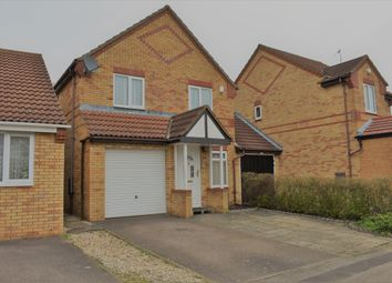 Thumbnail 3 bed detached house to rent in Tunbridge Grove, Kents Hill, Milton Keynes