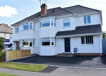 Thumbnail 4 bed semi-detached house for sale in Dilmore Lane, Fernhill Heath, Worcester, Worcestershire