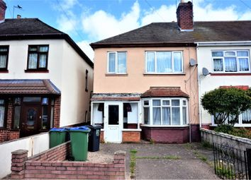 Thumbnail 3 bedroom semi-detached house for sale in Constance Avenue, West Bromwich