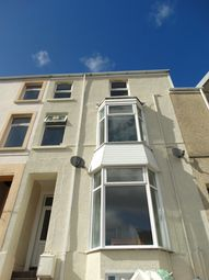 Thumbnail 1 bed end terrace house to rent in Hanover Street, Mount Pleasant, Swansea