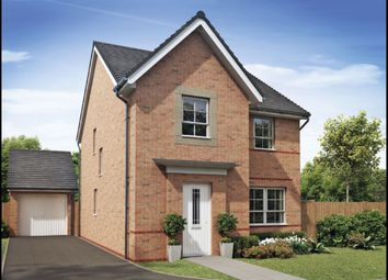"Thumbnail 4 bed detached house for sale in ""Kingsley"" at Heol Pentre Bach, Gorseinon, Swansea"
