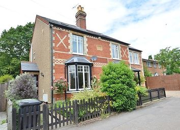 Thumbnail 3 bed detached house to rent in Parkside Road, Ascot, Berkshire