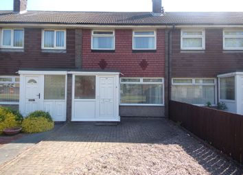 Thumbnail 2 bed terraced house for sale in Fulmar Drive, Blyth
