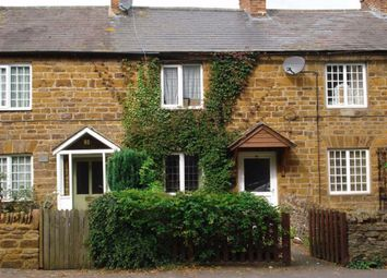 Thumbnail 1 bed terraced house to rent in Northampton Road, Brixworth, Northampton