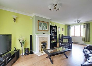 Thumbnail 3 bed detached house for sale in Churchill Rise, Burstwick, Hull