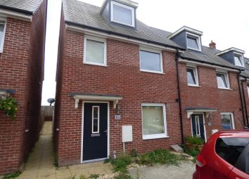 Thumbnail 4 bed semi-detached house to rent in Colby Street, Southampton