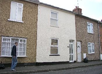 Thumbnail 2 bed terraced house to rent in Albion Street, Swindon