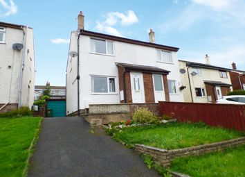 Thumbnail 2 bed semi-detached house for sale in Somme Avenue, Flookburgh, Grange-Over-Sands, Cumbria