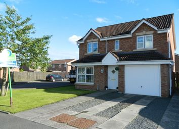 Thumbnail 4 bedroom detached house for sale in Berryhill Crescent, Wishaw