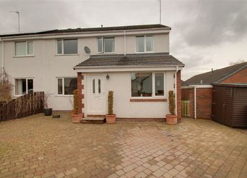 Thumbnail 4 bed semi-detached house for sale in 6 Birch Crescent, Penrith, Cumbria