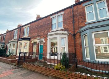 Thumbnail 3 bed terraced house for sale in Warwick Road, City Centre, Carlisle