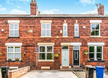Thumbnail 3 bed terraced house for sale in Moorland Road, Stockport