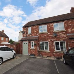 Thumbnail 2 bed terraced house to rent in Larch Road, Selby