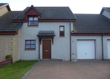 Thumbnail 3 bed terraced house for sale in Millbuie Street, Elgin