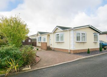 Thumbnail 2 bed mobile/park home for sale in 42 Cherrytree Park, Gretna, Dumfries & Galloway