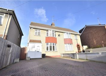 Thumbnail 3 bed semi-detached house for sale in Hudds Vale Road, St. George