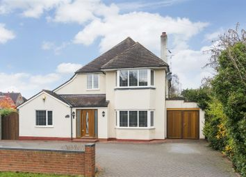 Thumbnail 4 bed detached house for sale in Saintbury Close, Stratford-Upon-Avon