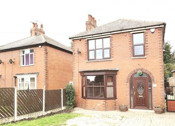 Thumbnail 3 bed detached house for sale in Southfield Road, Doncaster, South Yorkshire