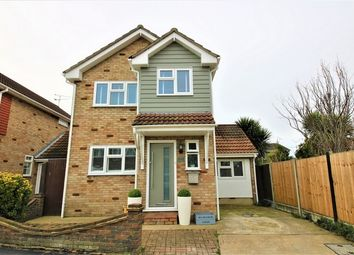 Thumbnail 5 bed detached house for sale in Eton Close, Canvey Island, Essex