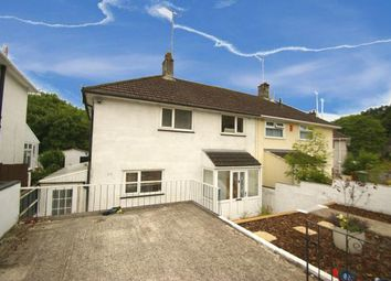 Thumbnail 3 bedroom semi-detached house for sale in Efford, Plymouth, Devon