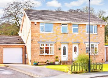 Thumbnail 3 bed semi-detached house for sale in Sherwood Drive, Harrogate