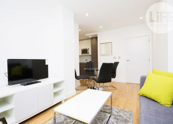 Thumbnail 1 bed flat to rent in Tryon Apartments, Balfour Road, Hounslow, Middlesex