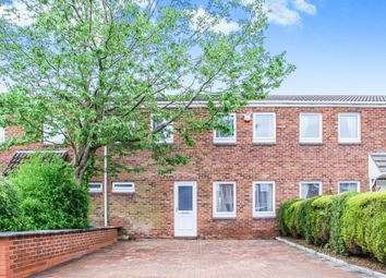 Thumbnail 3 bedroom town house for sale in Holts Close, Leicester