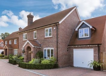 Thumbnail 4 bed detached house to rent in Bletchingley Road, Merstham, Redhill
