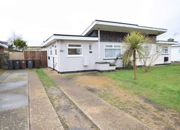2 bed bungalow for sale in Sunset Close, Pevensey Bay BN24