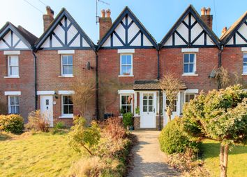 Thumbnail 3 bed terraced house for sale in Lion Lane, Haslemere, Surrey