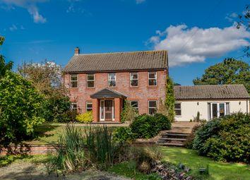 Thumbnail 4 bed detached house for sale in Heath Loke, Poringland, Norwich