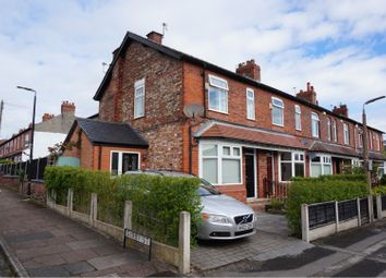 Thumbnail 3 bed end terrace house to rent in Grosvenor Road, Altrincham