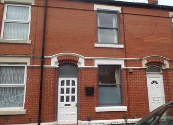 Thumbnail 2 bed terraced house to rent in Uxbridge Street, Ashton-Under-Lyne