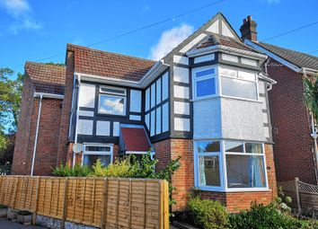 Thumbnail 2 bed flat for sale in Highwood Road, Lower Parkstone, Poole