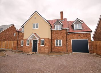 Thumbnail 5 bed detached house for sale in Plot 6 'turveys Field', Mill Lane, Houghton Conquest