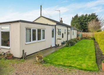 Thumbnail 2 bedroom semi-detached bungalow for sale in Hall Road, Walpole Highway, Wisbech