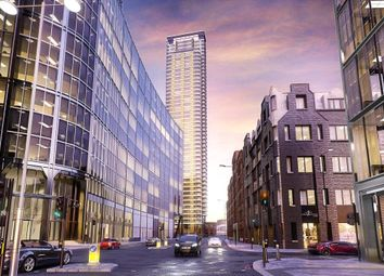 Thumbnail 1 bedroom flat for sale in Principal Tower, City House, Shoreditch High Street, Liverpool Street, London