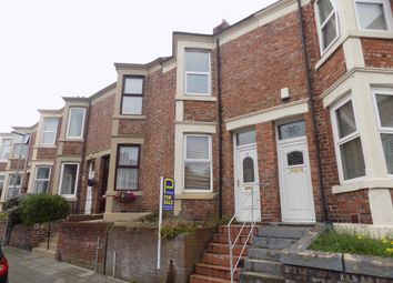 Thumbnail 2 bed terraced house for sale in Fern Dene Road, Bensham, Gateshead