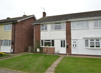 Thumbnail 3 bed semi-detached house for sale in Larkfield Road, Great Bentley, Colchester, Essex