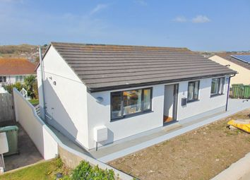 Thumbnail 4 bed detached bungalow for sale in Egloshayle Road, Hayle, Cornwall