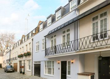 Thumbnail 3 bed mews house for sale in Eaton Mews North, London