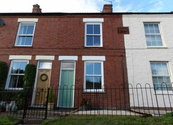 Thumbnail 2 bed terraced house for sale in Snarestone Road, Newton Burgoland, Leicestershire